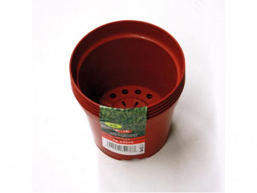 FLOWER POTS - 5 pcs