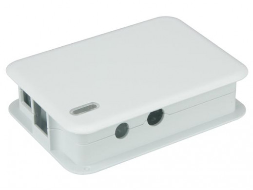 RASPBERRY PI CASE - WHITE