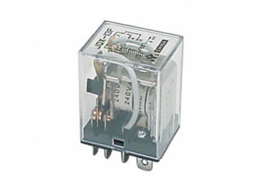 HEAVY-DUTY RELAY 10A/24VDC-220VAC 2 x INVERTERS 12Vdc