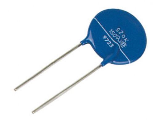 VDR 250VAC/320VDC PITCH=7.5mm