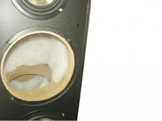 SPARE MID LOUDSPEAKER FOR...