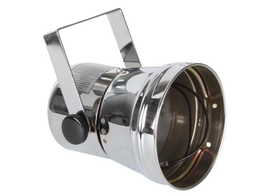 REFLEKTOR PUNKTOWY PAR36 - CHROMOWY