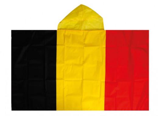 BODY FLAG - BELGIUM