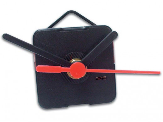 Mechanizm zegara kwarcowego