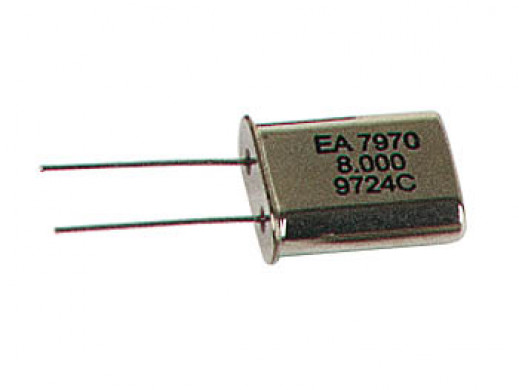 X-TAL 9.83040MHz