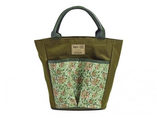 Honeysuckle Garden Bag