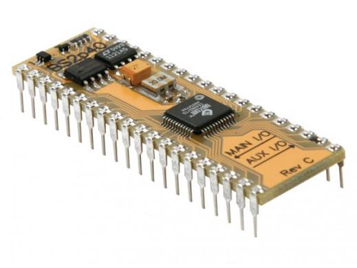 BASIC STAMP 2P40 MODULE