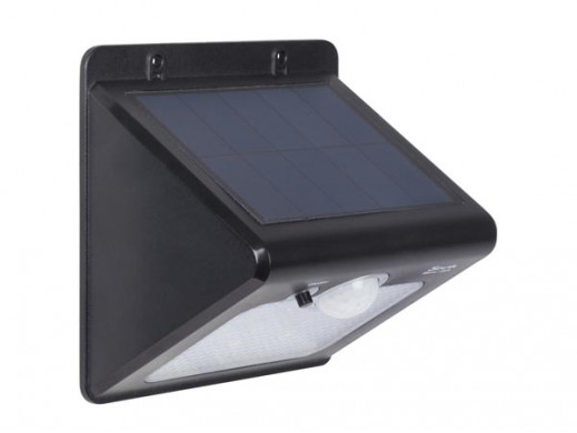 WATERPROOF SOLAR LIGHT WITH...