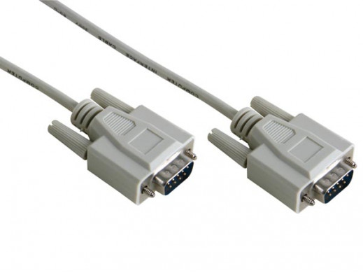SERIAL CABLE SUBD9 MALE -...