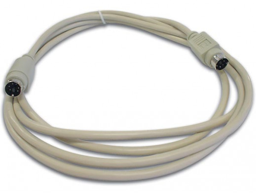 PS/2 KEYBOARD CABLE MINI...