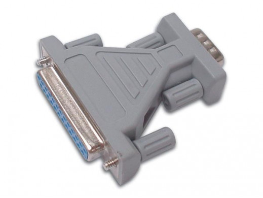 PORT ADAPTER SUBD9 MALE -...