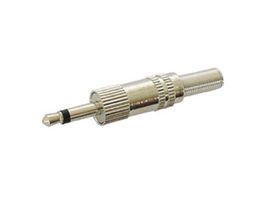 3.5mm MALE JACK CONNECTOR -...