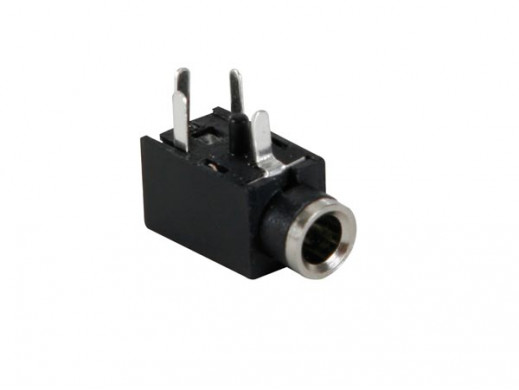 2.5mm JACK STEREO FEMALE,...