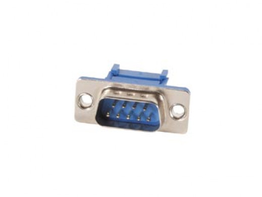 MALE 9-PIN SUB-D CONNECTOR...
