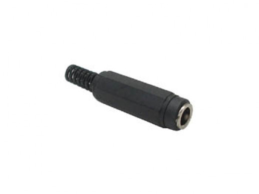 FEMALE DC PLUG 2.1mm x 5.5mm