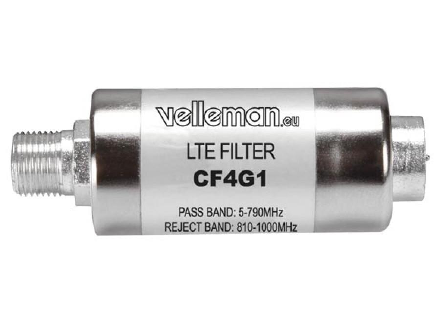 FILTR LTE/4G (ZŁĄCZE F)
