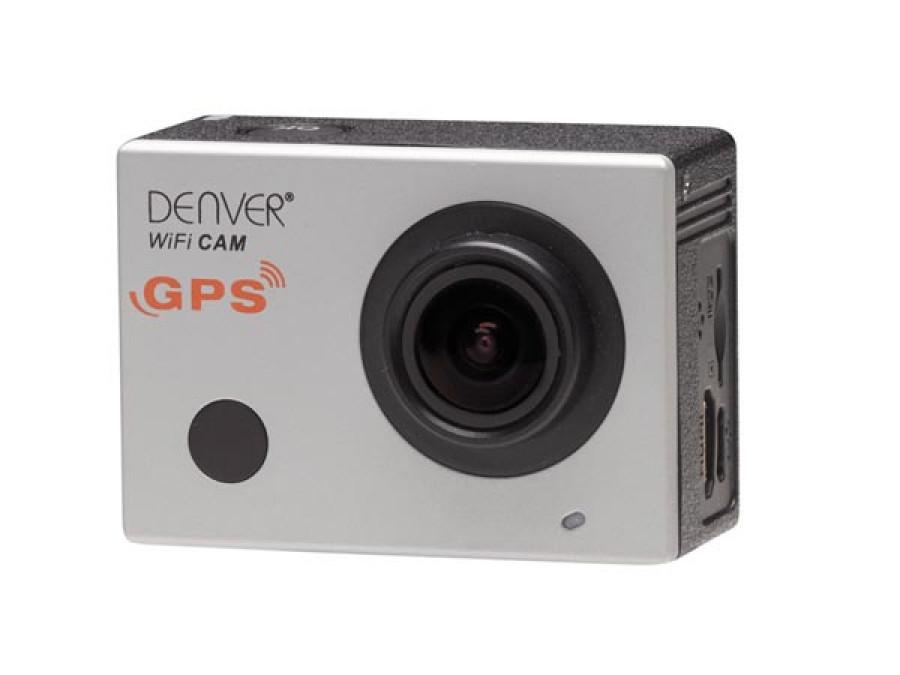 ACG-8050W - KAMERA SPORTOWA FULL HD Z FUNKCJĄ GPS I WIFI