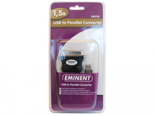 EWENT - USB TO PARALLEL...