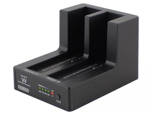 PODWÓJNY DOCK USB 3.0