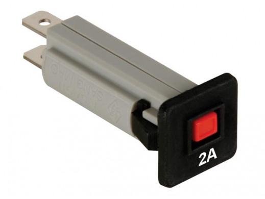 AUTOMATIC FUSE 2A - 250VAC
