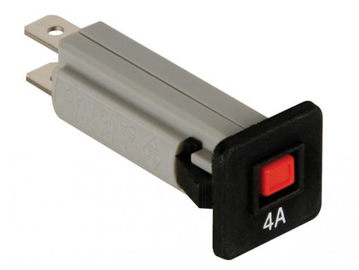 AUTOMATIC FUSE 4A - 250VAC
