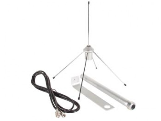 433.92MHz GROUND PLANE ANTENNA