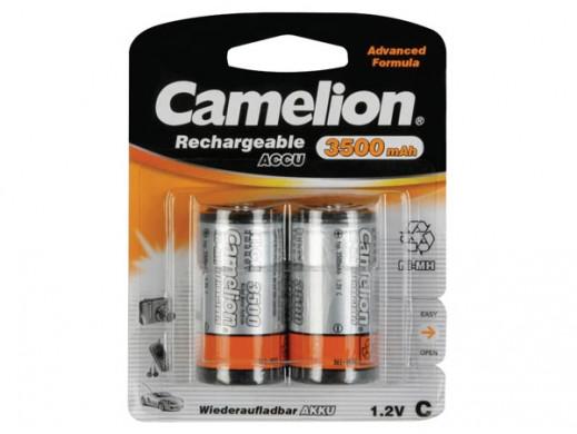 Ładowalne baterie NiMH