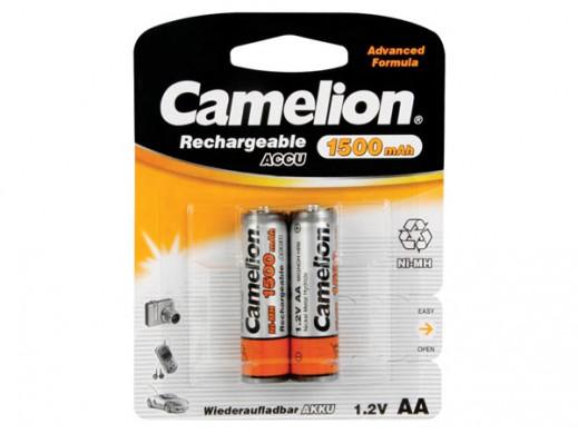 Ładowalne baterie NiMh AA