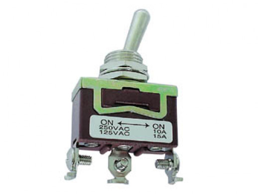 MAXI TOGGLE SWITCH SPDT...