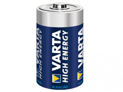 HIGH-ENERGY ALKALINE D /...