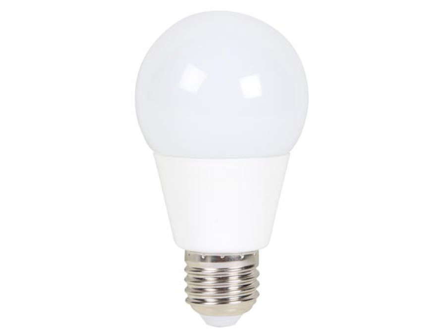 LAMPA LED KULISTA - 9 W - E27 - CIEPŁA BIEL
