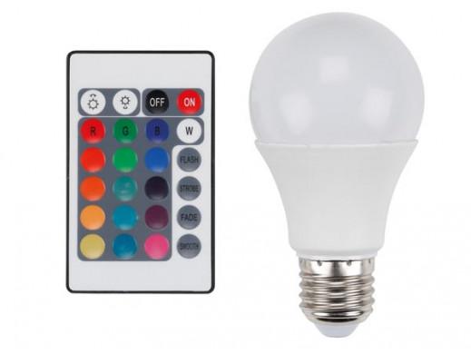 LAMPA LED - PEAR - 7,5 W -...