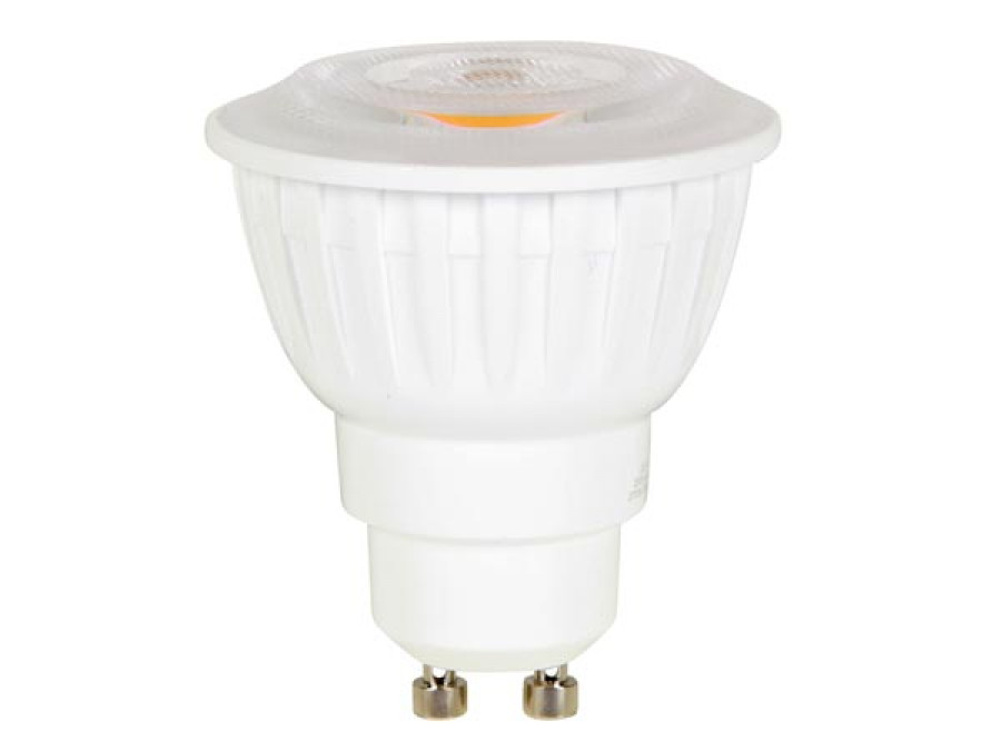 SPOT LED - 7.5 W - GU10 - CIEPŁA BIEL