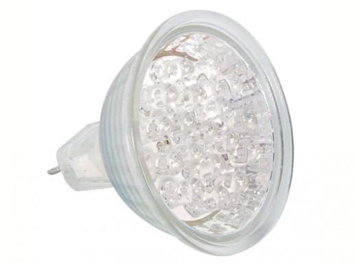 ŻARÓWKA LED MR16 -12V