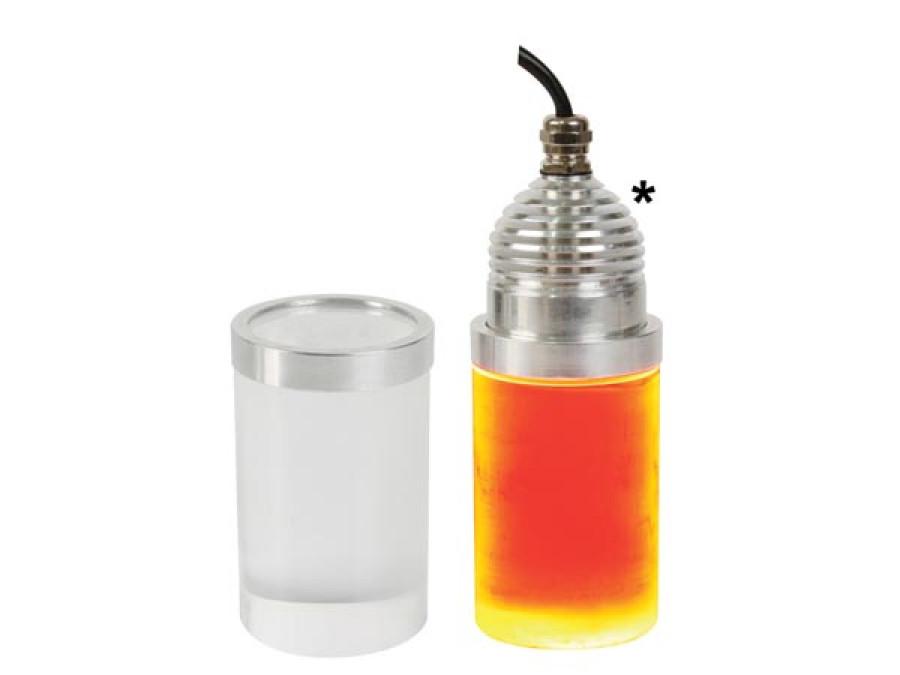 ACRYL TUBE FOR LEDA03 - 10cm (2pcs)