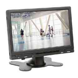 """7""""  MONITOR TFT-LCD Z PILOTEM - CYFROWY - 16:9 / 4:3"""