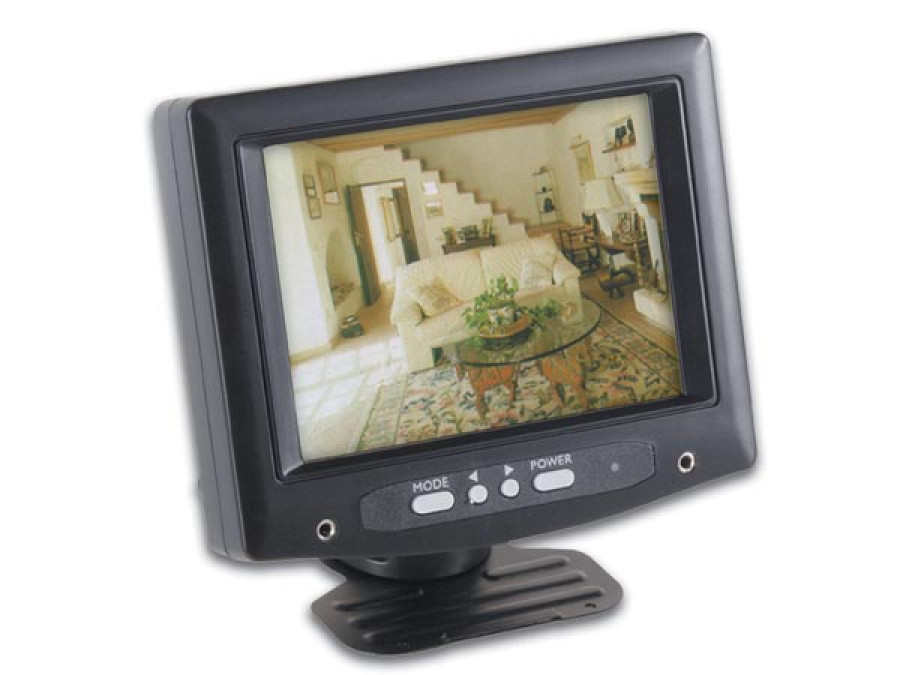 """5.6"""" TFT LCD COLOUR MONITOR + AUDIO"""