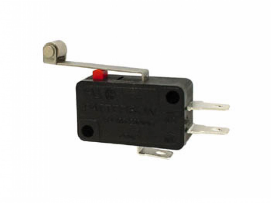 MICROSWITCH 12A, LONG LEVER...