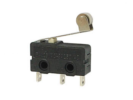 MICROSWITCH 5A, LEVER WITH...