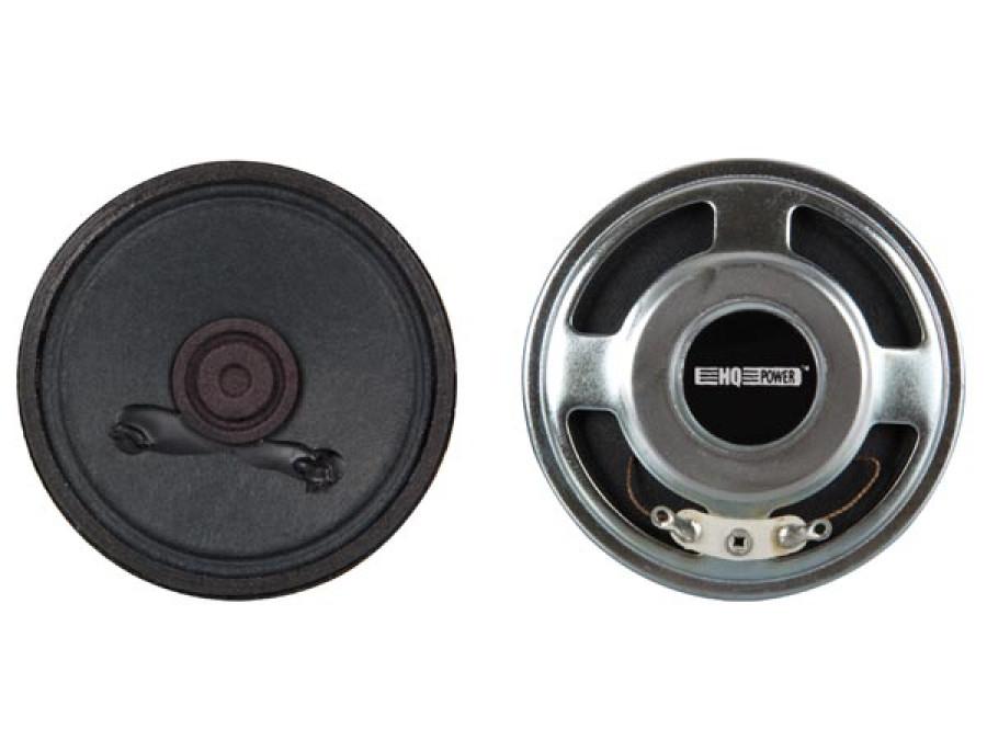 MINI LOUDSPEAKER - 1W / 8 ohm - Ø 57mm