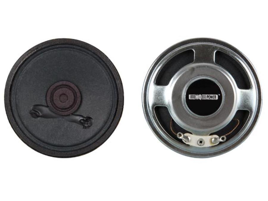 MINI LOUDSPEAKER - 1W / 8 ohm - Ø 77mm