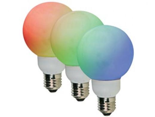 ŻARÓWKA LED (E27)