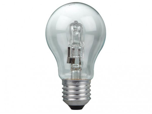 LAMPA ECO HALOGEN  A55 -...