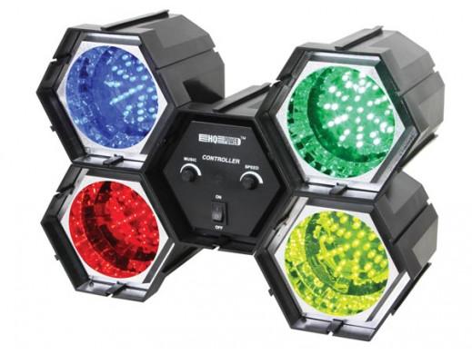 KOLOROFON 4 x 36 DIOD LED