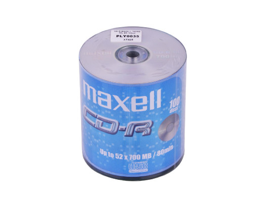 CD-R MAXELL 700MB 52x...
