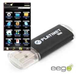 Pendrive USB 2.0  X-Depo 16GB Eego soft