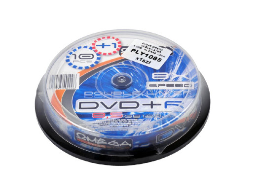 DVD+R FREESTYLE DOUBLE...