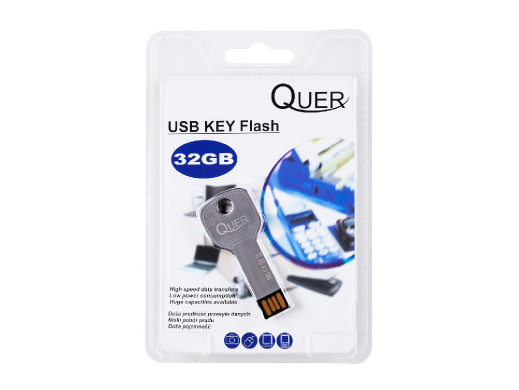 USB KEY Flash 32GB Quer