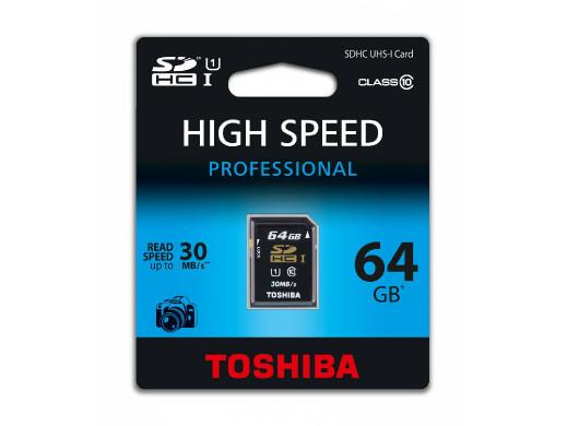 Karta pamięci SDHC 64GB UHS...