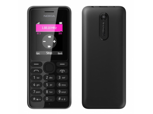 Telefon Nokia 108 dual sim...